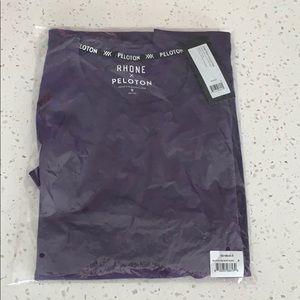Peloton Fuse Short Sleeve Shirt in purple